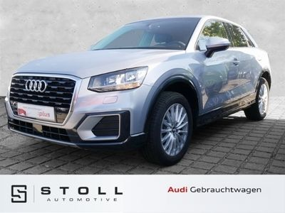 gebraucht Audi Q2 30 TFSI Design Klima+SitzHZG+PDC+Tempomat+