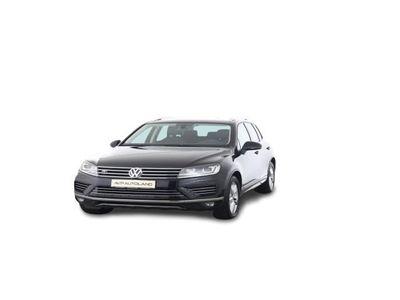 gebraucht VW Touareg V6 3.0 TDI BMT 4MOTION R-Line | AHK |