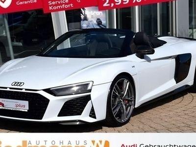 gebraucht Audi R8 Spyder performance V10 quattro 456 kW S tronic