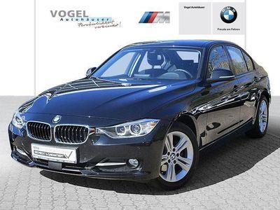 gebraucht BMW 320 d xDrive Limousine Sport Line