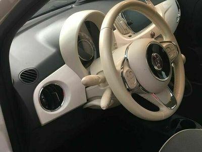 gebraucht Fiat 500C 1,2 8V Cabrio Lounge