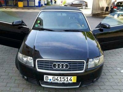 gebraucht Audi A4 Cabriolet