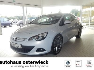 gebraucht Opel Astra GTC Astra J1.4 Turbo, Edition ecoFlex