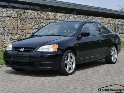 gebraucht Honda Civic COUPE 1.7 i ES *AUTOMATIC*