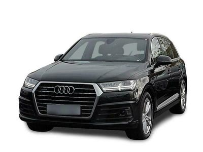 gebraucht Audi Q7 3.0TDI 3x S line /LED/ACC/HuD/B&O Adv!/AHK
