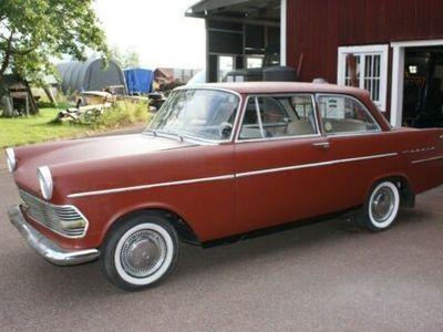 gebraucht Opel Rekord 1962 guter Zustand P2 1700