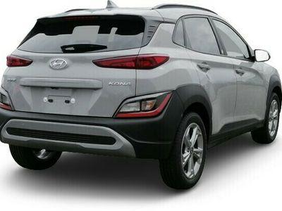 gebraucht Hyundai Kona KonaFacelift 1.0 T-GDi 120PS Rόckfahrkam. LED-Tagfahrlicht Multif.Lenkrad Knieairbag