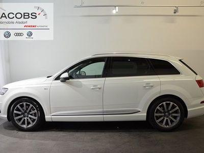 gebraucht Audi Q7 3.0 TDI EURO 6 quattro S-line