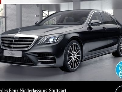 gebraucht Mercedes S560 4M AMG Perf-Lenk Fahrass Nachtsicht Fondent