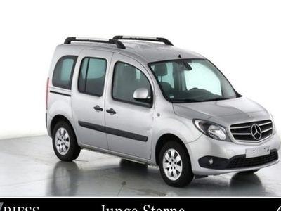 gebraucht Mercedes Citan 111 CDI TOURER EDITION/KLIMA/5SITZE/TEMPOM