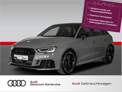 gebraucht Audi RS3 Sportback 294(400) kW(PS)S tronic