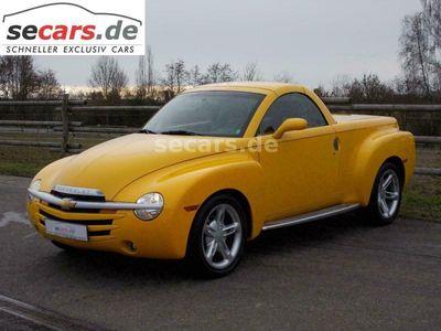 gebraucht Chevrolet SSR Aut 5,3 V8 Cabrio/Pickup Leder Bose Tempomat