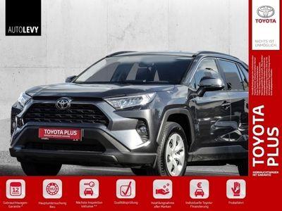 gebraucht Toyota RAV4 2.0 Neues Modell