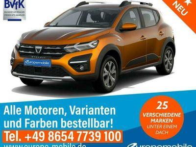 gebraucht Dacia Sandero Stepway Essential (D4) TCe 100 LPG