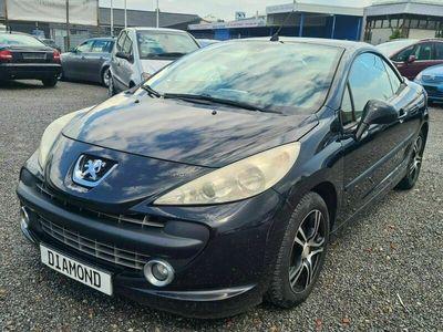 gebraucht Peugeot 207 CC Cabrio-Coupe Platinum