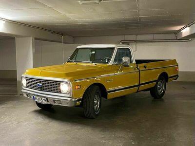 gebraucht Chevrolet C20 1972 2RWD Custom Deluxe