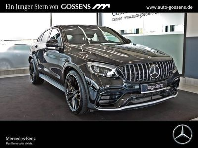 gebraucht Mercedes GLC63 AMG GLC 63 AMG4M+ Coupe +DISTRONIC+COMAND+Memory+ILS