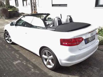 gebraucht Audi A3 Cabriolet 1.6 S line Sportpaket (plus)