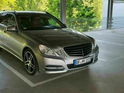 gebraucht Mercedes E250 Mercedes E-KlasseAMG Steyling