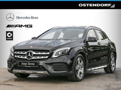 gebraucht Mercedes GLA180 *AMG-Line*Parktronic*Tempomat*Navi*LED*