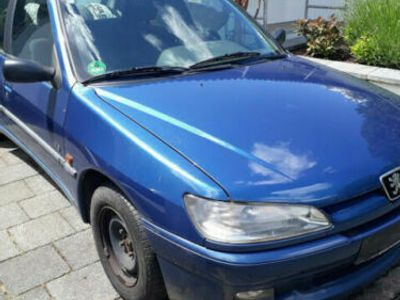 used Peugeot 306 XR