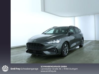 gebraucht Ford Focus Turnier ST-LINE LED Panorama-SD Navi RFK