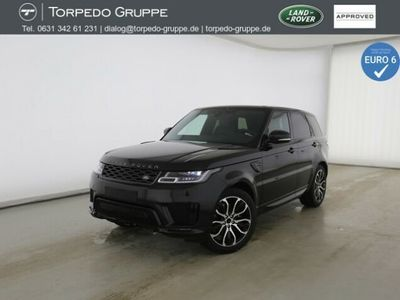 gebraucht Land Rover Range Rover Sport 3.0 SDV6 225 HSE DYNAMIC+uvm
