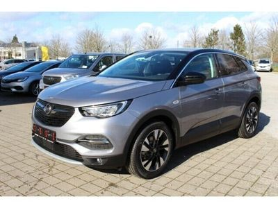 gebraucht Opel Grandland X 120 Jahre 1.2 Turbo EU6d Navi Rückfa