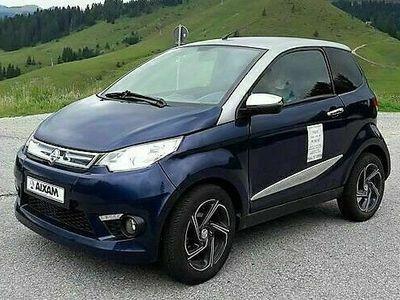 gebraucht Aixam City Premium mit ABS Mopedauto Micro...