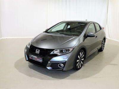 gebraucht Honda Civic 1.4 Elegance Navi|RFK|SHZ