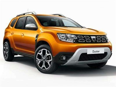 gebraucht Dacia Duster 1.3 TCe 150 PS 2WD OPF Prestige Navi Kamera2021