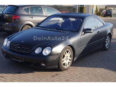 gebraucht Mercedes 500 CL 500 Vollausstattung BiXenon Navi ABC-Fahrwerk