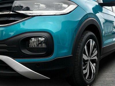 gebraucht VW T-Cross - Life 1.0 l TSI *