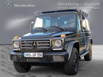 gebraucht Mercedes G350 D Professional Navi/Xenon/Standheizung