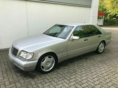 gebraucht Mercedes S300 TD