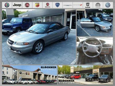 gebraucht Chrysler Stratus Cabrio LX 2.5