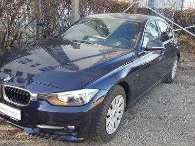 gebraucht BMW 320 d Sport Line