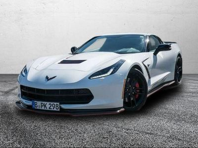 gebraucht Corvette Stingray C7Coupe Automatik Red Package