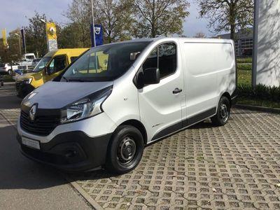 gebraucht Renault Trafic 1,6 dCi 140 L1H1 2,9 t Komfort