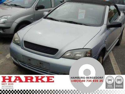gebraucht Opel Astra Cabriolet 1.6