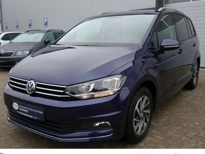 gebraucht VW Touran 1.4 TSI BM Sound 7-Sitzer Navi ACC MFL (Klima Einp