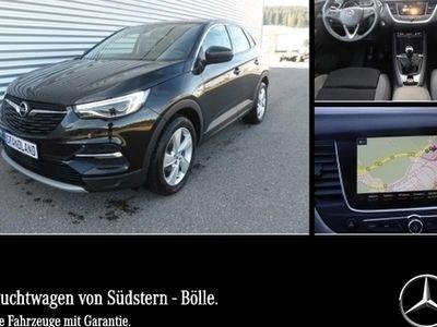 gebraucht Opel Grandland X Dynamic Park&Go/LED/Grip&Go/