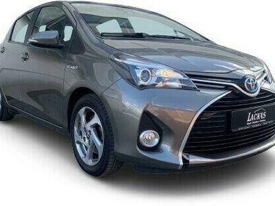 gebraucht Toyota Yaris Yaris Edition-S 1,5 Hybrid*KAMERA*ALLWETTER*GARANTIE*