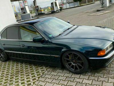 gebraucht BMW 740 i V8