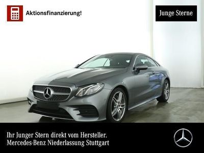 gebraucht Mercedes E300 Coupé