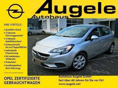 gebraucht Opel Corsa E 1.4, Sitzheizung, Lenkradheizung, Klima