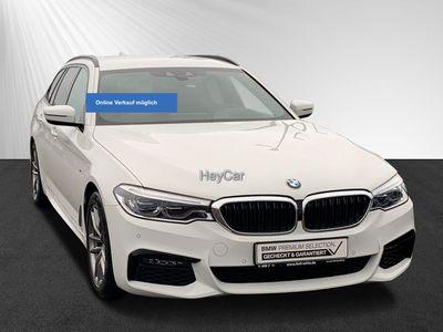 gebraucht BMW 520 d xDrive Touring M Sportpaket Innovationsp.