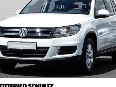 käytetty VW Tiguan 1.4 TSI NAVI MOBIL,KLIMA,PDC,LM-FELGEN Trend & Fun