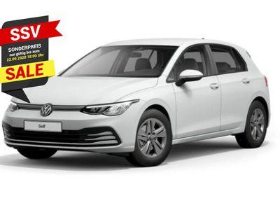 gebraucht VW Golf VIII 2.0 TDI 150 DSG Life LED ACC VirCo PDC