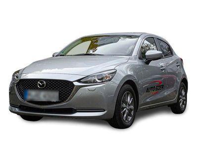 gebraucht Mazda 2 1.5 SKYACTIV-G 90 M-Hybrid Exclusive-Line LED